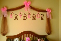 Baby Shower Ideas / by Misti Milanowski