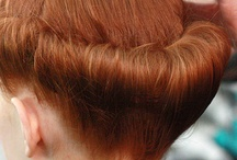 SPECIAL OCCASION HAIRSTYLING / Ideas for special event hairstyling: up-dos, chignons, french twists, bridal, era-inspired, etc.