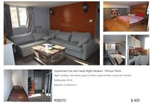 Apartment for rent near Night Market - Phnom Penh / Apartment for rent near Night Market