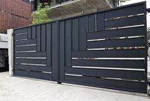 main gate design