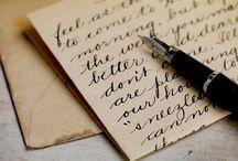 Από έναν άνδρα σε μια γυναίκα / Γράμμα από έναν άνδρα σε μια γυναίκα...