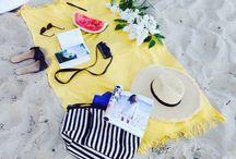 Sea sand summer sun