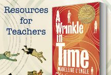 A Wrinkle in Time / Book covers