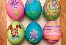 Spring into Easter / Spring and Easter ideas and decor