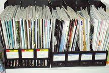Организация и хранение