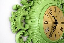Tick Tock / all about clocks, watches, etc.  / by Danny Balger