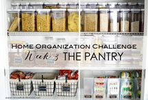 Home Organization 14 Week Challenge / by A Bowl Full of Lemons