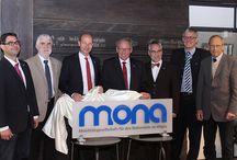 MONA Pressearbeit / Unsere PR  Arbeit in Bildern dokumentiert ...