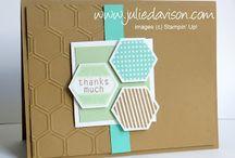 Cards - Hexagons