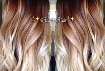 blond ombre