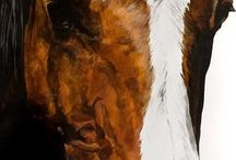 Art Cropped for Pinterest / A fresh new look at some Tony O'Connor favourites ... only cropped for Pinterest.