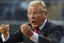 Angry coach Dusan Ivkovic's some performances