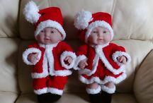 Рождественские наряды