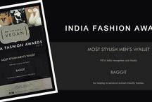 Awards / Various awards received by Baggit and Nina Lekhi