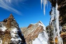 Valle d'Aosta: le montagne