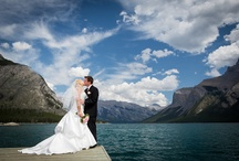 Wedding photography / Rocky Mountain / Banff / Canmore / Lake Louise / Emerald Lake Wedding Photographer www.kimpayantphotography.com