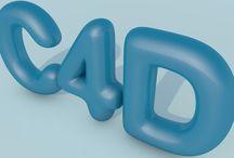Cinema 4D Tutorial, How to Create  Balloon Text