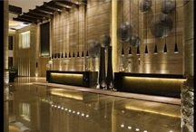 Hotel Bar Lounge & Lobby