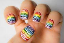 Nails / by Vicki Waldrop Addington