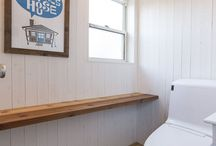 toilet  or  bath