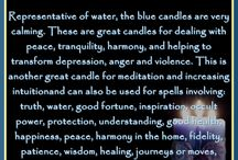 Candle and Color Magick / by Samantha Cannon