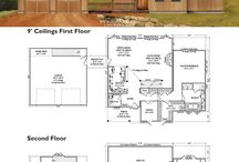 Floor plans / by Karin Winters