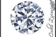 Cubic Zirconia Loose Stones (5A)