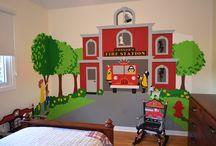 Strażacki pokój