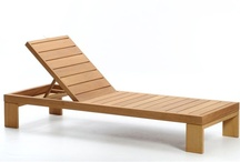 Sun & Pool Loungers / When you just need to lie in the sun and relax..