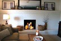 Family room / by Carolyn Esquivel