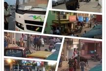 India / Plaatjes en belevenissen tijdens mijn traineetrip in Bangalore, India
