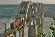 Railroad Bridges and Trestles