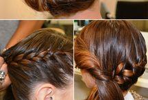 DIY hair / by Chelsea Mayor