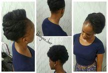my afros (marley braid