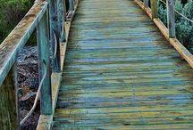 Bridges and Boardwalks