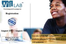 Get experience / Registration for WIL LAB starting on the 15th of August
