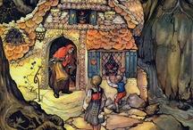 World Building: European Fairy Tales