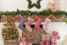 Holiday Decor / Elegant and stylish home decor for the holidays!
