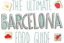 Barcelona ❤️ Food / Food to try when visiting Barcelona