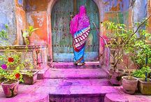 Wanderlust / Wander the world - style and palces to inspire your inner traveler & gypset.