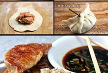 ASIAN recipes / Lots of yummy Asian recipes from pho to banh cuon to sticky rice.