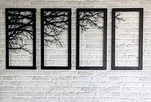 Frame photo - Lukisan dll