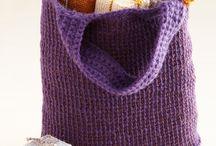 Krokning/Tunisian crochet