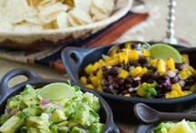 Southwestern and Mexican Cuisine
