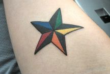 Nautical star tattoo - maybe one day... ;-)