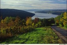 The Finger Lakes and there abouts / by Rebecca Riley