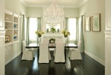 Dining Rooms / by Katie M