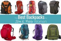 Back Packs / Going on a backpacking trip soon? These are my carefully curated selections for a dream journey.