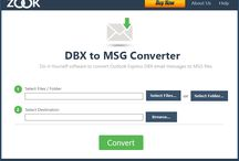 DBX to MSG Converter