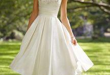Wedding Gown Short